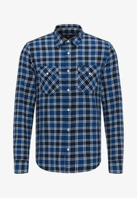 Lee - CLEAN WESTERN - Camicia - washed blue - 6