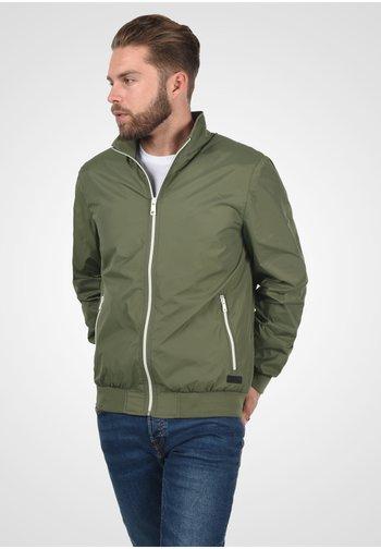 BRAD - Bomber Jacket - dusty olive green