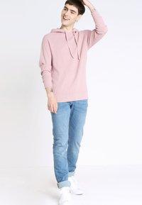 BONOBO Jeans - INSTINCT - Straight leg jeans - denim double stone - 1