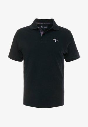 TARTAN - Polo shirt - black/modern