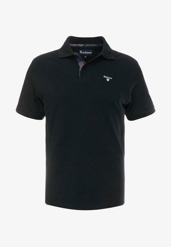 TARTAN - Polotričko - black/modern