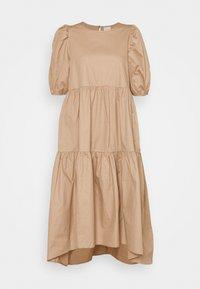 Vila - DONNA  - Maxi dress - soft camel - 0