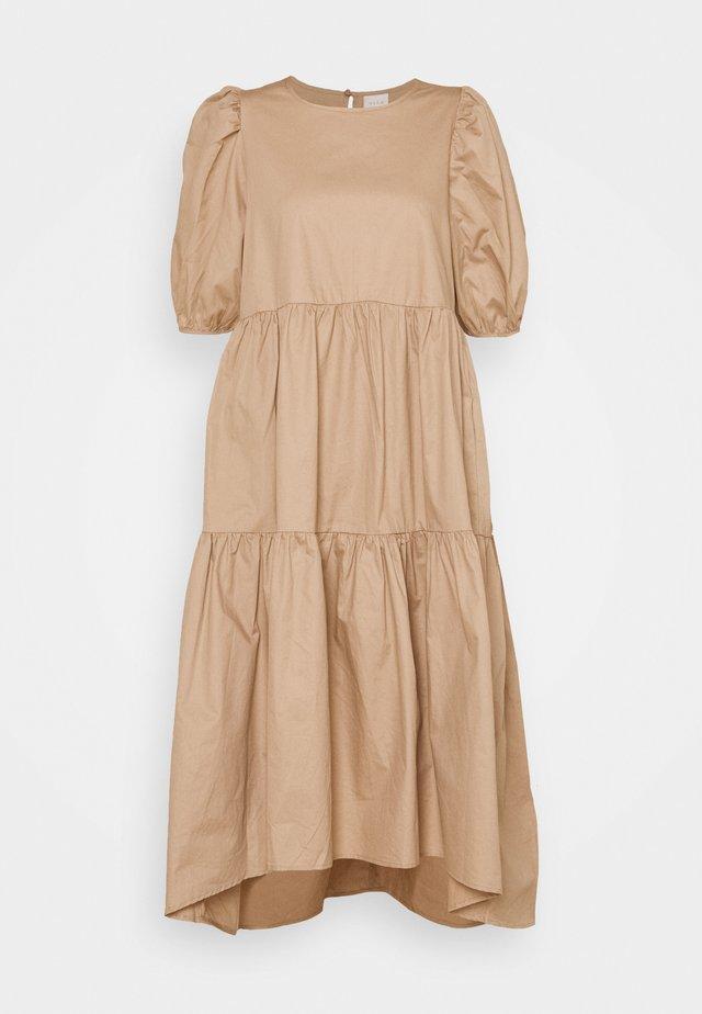 DONNA  - Maxi dress - soft camel