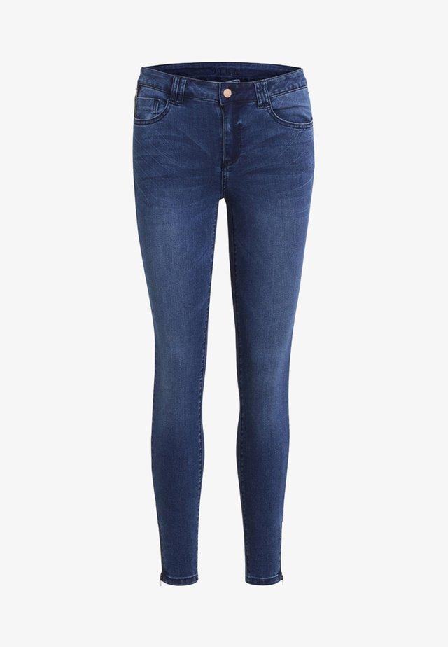 Skinny džíny - medium blue