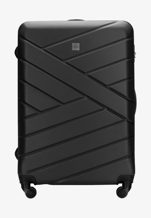 GROOVE LINE  - Wheeled suitcase - black