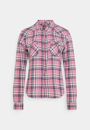 LUCINDA - Button-down blouse - dawn pink