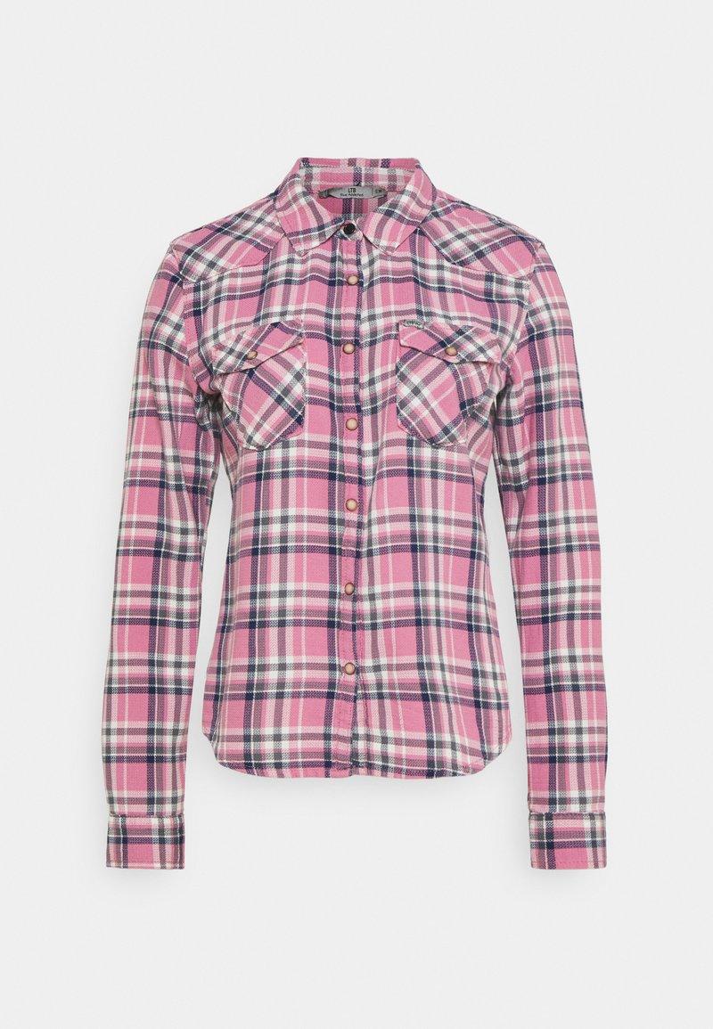 LTB - LUCINDA - Skjorte - dawn pink