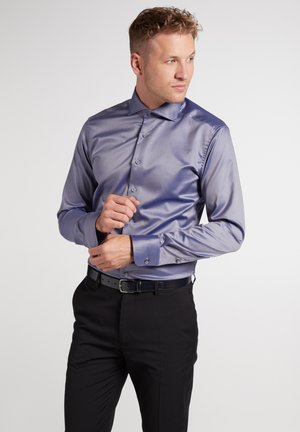 Business skjorter - silbergrau