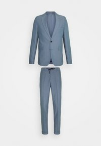 Isaac Dewhirst - UNSTRUCTURED  - Suit - blue - 10
