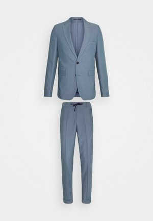 UNSTRUCTURED  - Suit - blue