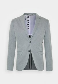 Selected Homme - SLHSLIM COLE - Giacca - navy blazer/white - 0