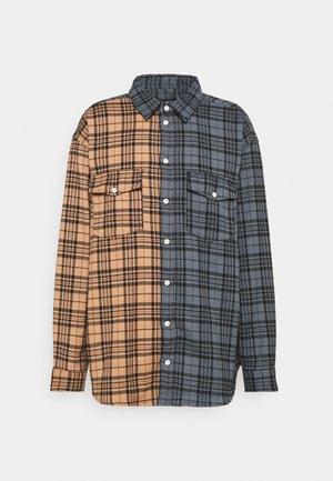 ROSEBOWL SPLIT CHECK SHIRT - Koszula - multi