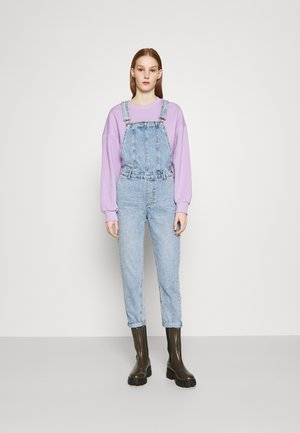 ONLPERCY LIFE OVERALL  - Snekkerbukse - light-blue denim