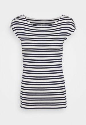 BATEAU - T-shirt z nadrukiem - navy stripe