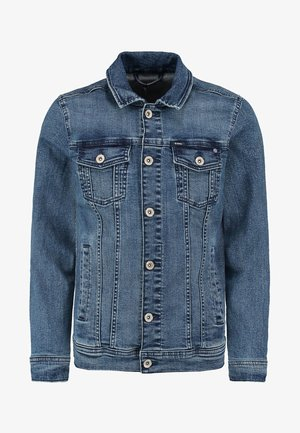 MAURO - Denim jacket - blue denim