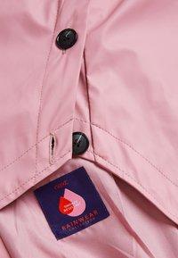 Next - Waterproof jacket - lilac - 2