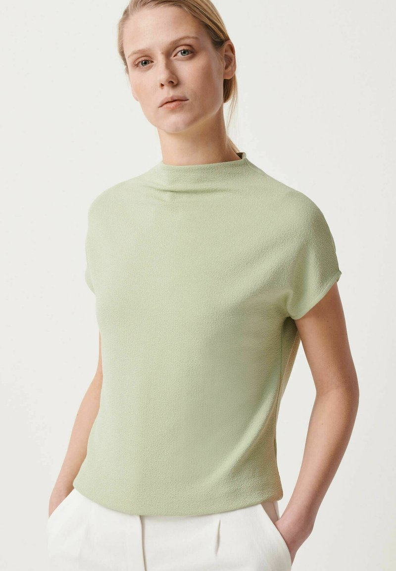 someday. - KITTUA - Print T-shirt - pistazie