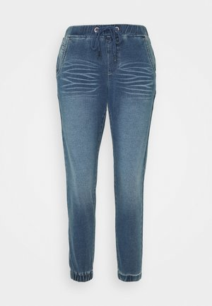 CRANACA PANT - Trousers - denim blue