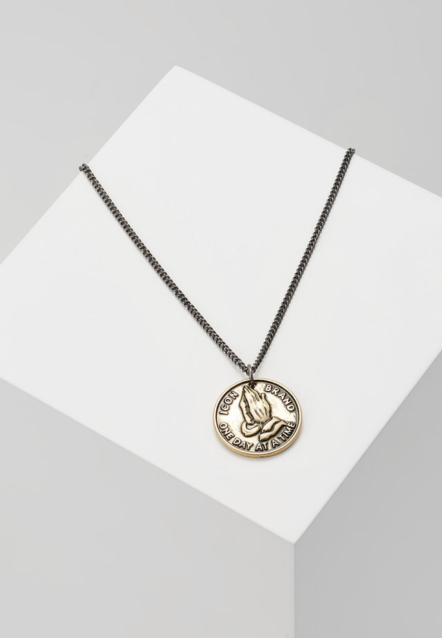 PRAY AND DISPLAY - Necklace - gold-coloured
