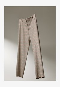 Massimo Dutti - Trousers - red - 0