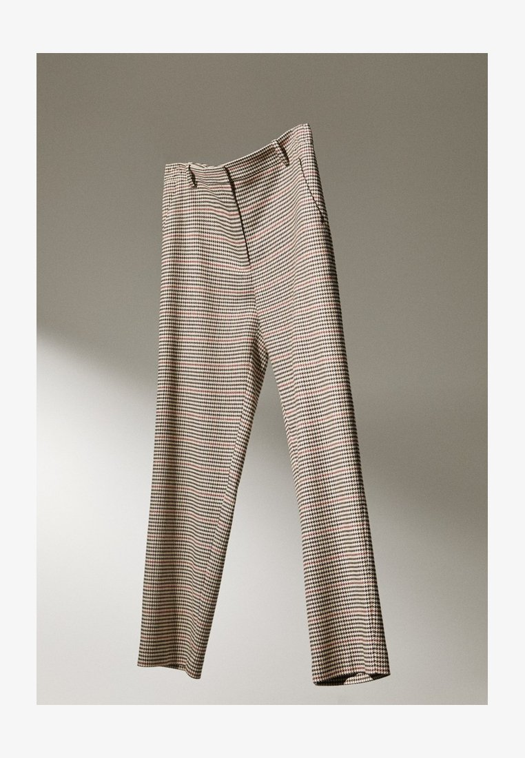 Massimo Dutti - Trousers - red