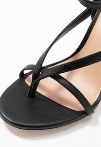 Call it Spring - ZELDAA - High heeled sandals - black - 2