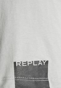 Replay - T-shirt basic - cold grey - 6