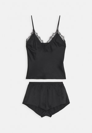 CHERRYANN CAMI SET - Pyjamas - black