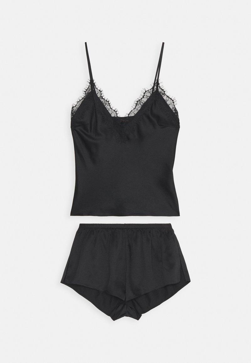 Ann Summers - CHERRYANN CAMI SET - Pyjamas - black