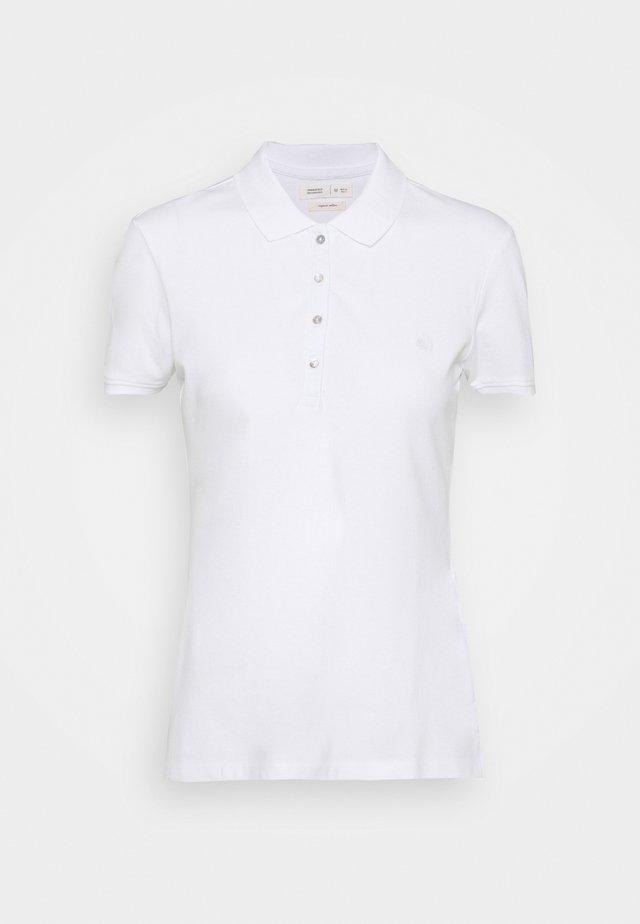 ESPECIAL - Poloskjorter - white