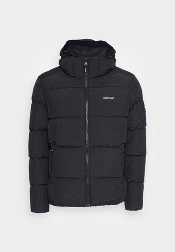 CRINKLE - Winter jacket - black