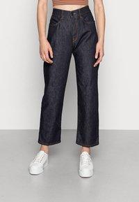 Diesel - D-AIR - Straight leg jeans - dark blue - 0