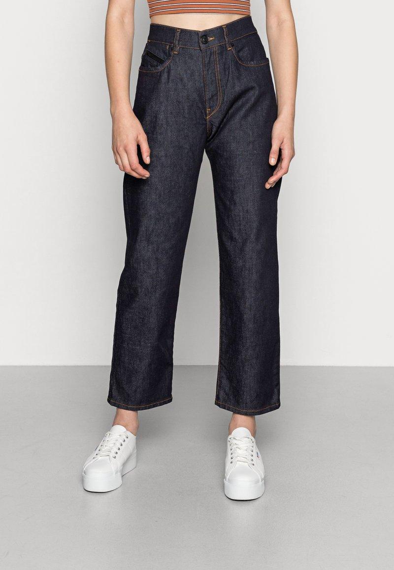 Diesel - D-AIR - Straight leg jeans - dark blue