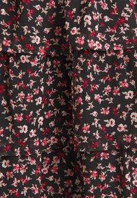 ONLY - ONLDREAM LAYERED SHORT DRESS - Day dress - black - 2