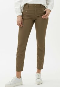BRAX - STYLE SHAKIRA S - Jeans Skinny Fit - clean tobacco - 0