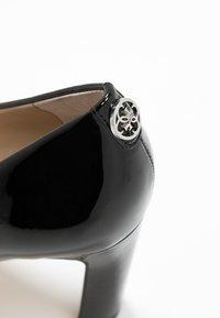 Guess - BLENDA - Escarpins à talons hauts - black - 2