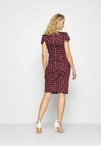 Closet - TULIP DRESS - Day dress - burgundy - 2