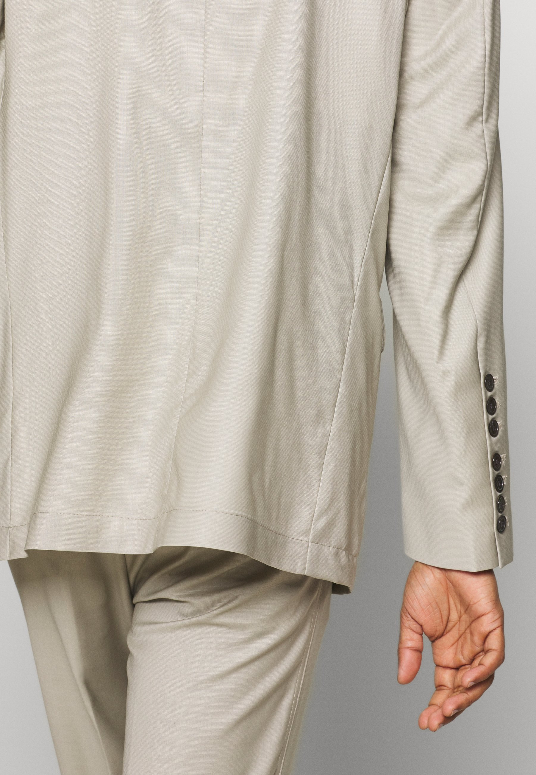 Martin Asbjørn GREENLEAF BLAZER - Veste de costume - stone