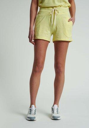 Sports shorts - celandine melange