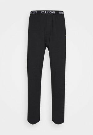 ALASTAIR - Pyjama bottoms - black