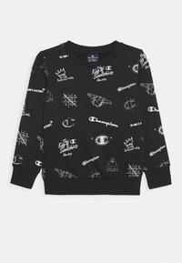 Champion - LEGACY AMERICAN CLASSICS CREWNECK  - Sweater - black - 0