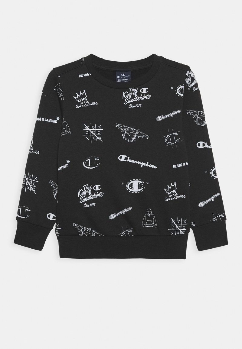 Champion - LEGACY AMERICAN CLASSICS CREWNECK  - Sweater - black