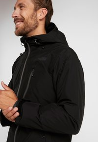 The North Face - DESCENDIT JACKET - Lyžařská bunda - black - 3