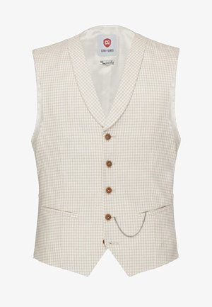 PADDY - Suit waistcoat - beige