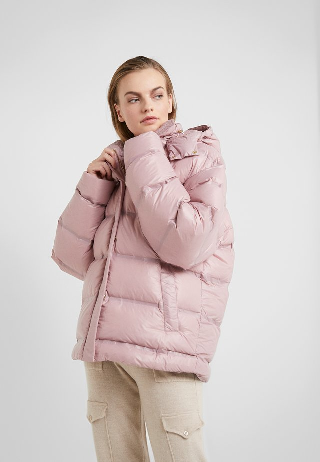JACKET - Doudoune - rose