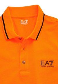 EA7 Emporio Armani - Polo shirt - orange - 2