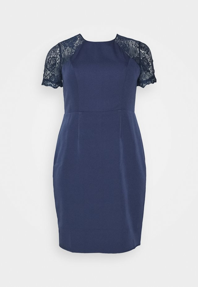 ARMILLA DRESS - Cocktail dress / Party dress - navy