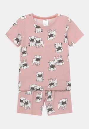 PUPPY PUGS DOG - Pyjama set - light pink