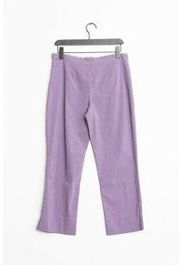 HALLHUBER - Trousers - purple - 1