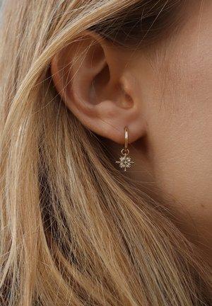 SNOWFLAKE - Earrings - oro